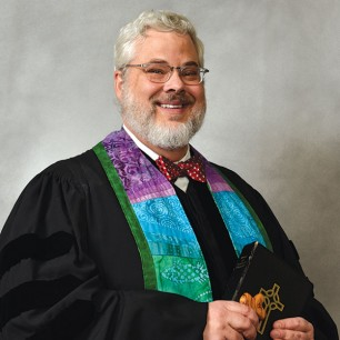 photo ofThe Rev. Dr. Scott Black Johnston