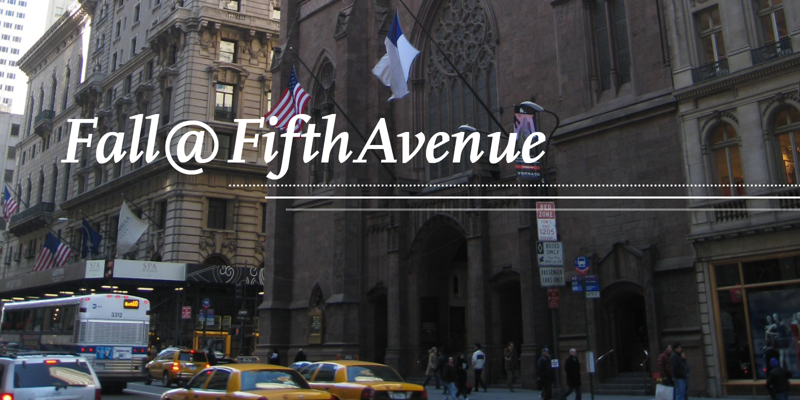 Fall at Fifth Avenue Presbyterian Church