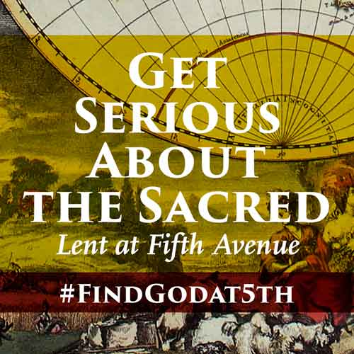 Lent at Fifth Avenue