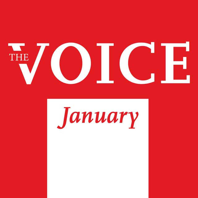 The Voice - January 2021